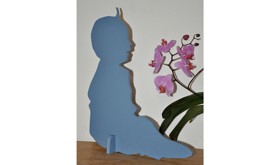 personalised silhouettes